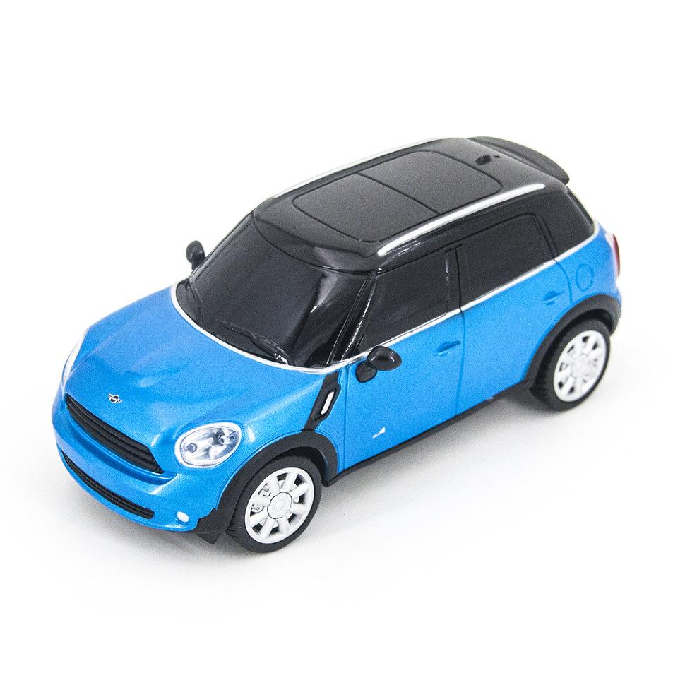 Радиоуправляемая машина Mini Countryman Blue 1:24