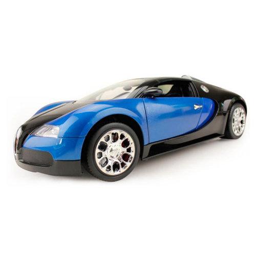 Радиоуправляемая машина MZ Bugatti Veyron Blue 1:10