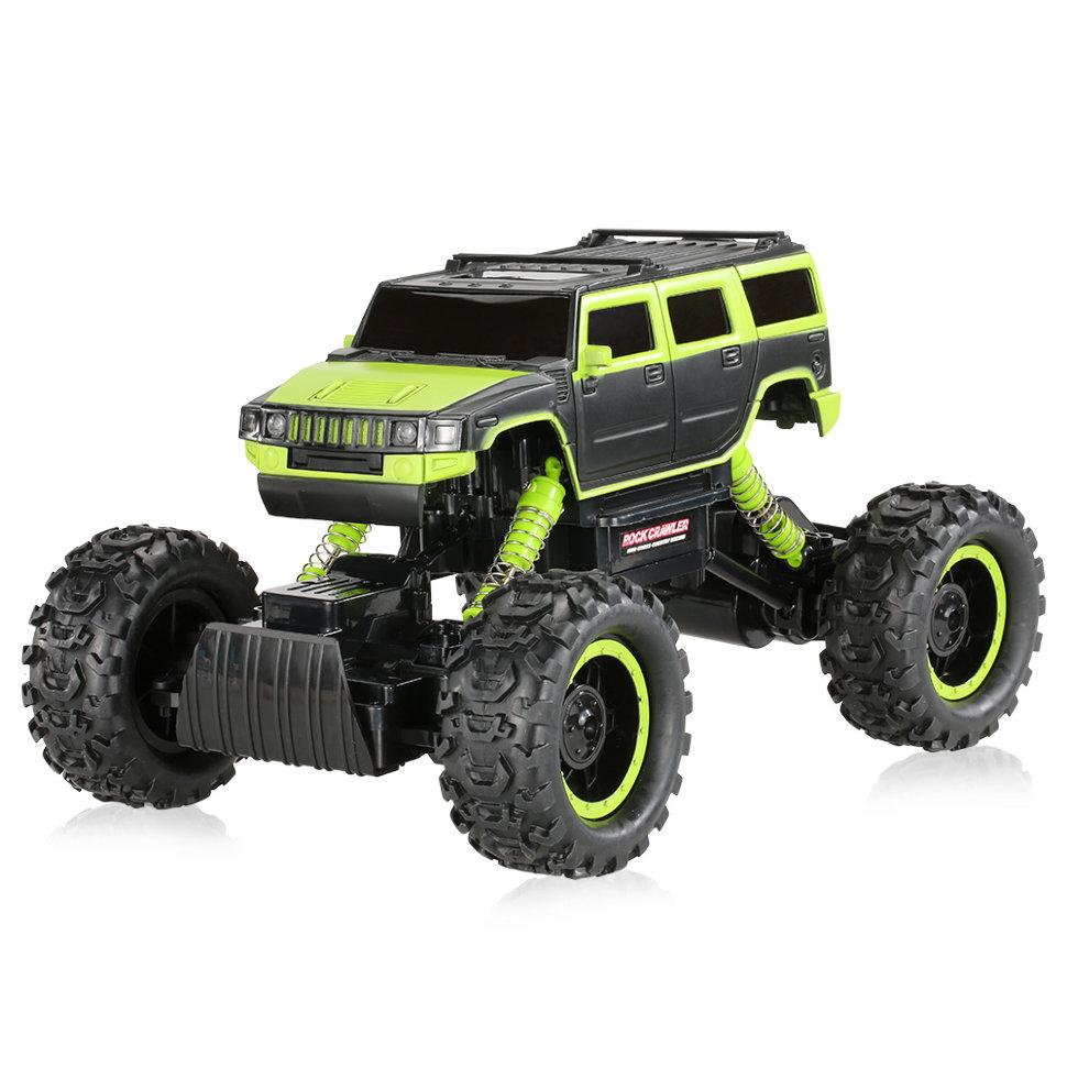 Радиоуправляемый краулер Rock Crawler Hummer 4WD RTR 1:14 2.4G — HB-P1403