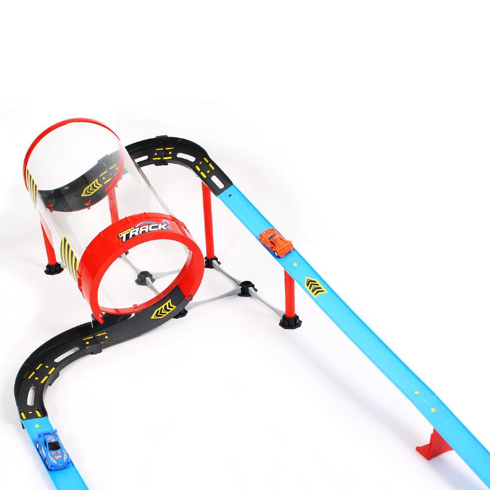 Детский пусковой трек Track Racing SpinWay 360