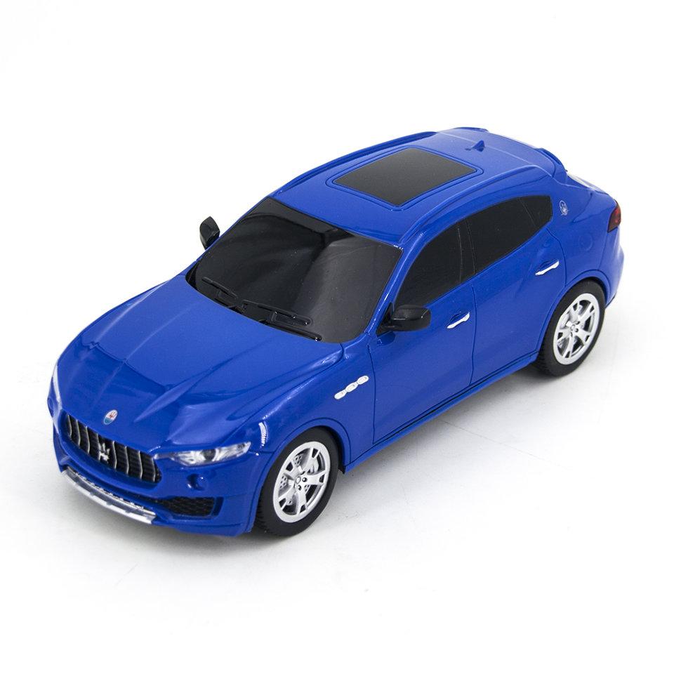Радиоуправляемая машина MZ Maserati SUV Levante MY Blue 1:24