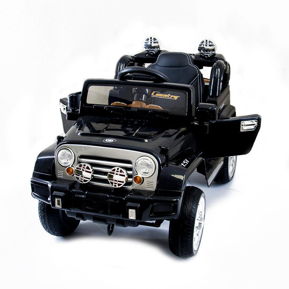 Радиоуправляемый детcкий электромобиль Джип 12V