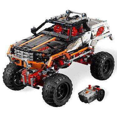 Конструктор Lepin Technics 20014 Внедорожник 4×4 Crawler (аналог LEGO Technic 9398)