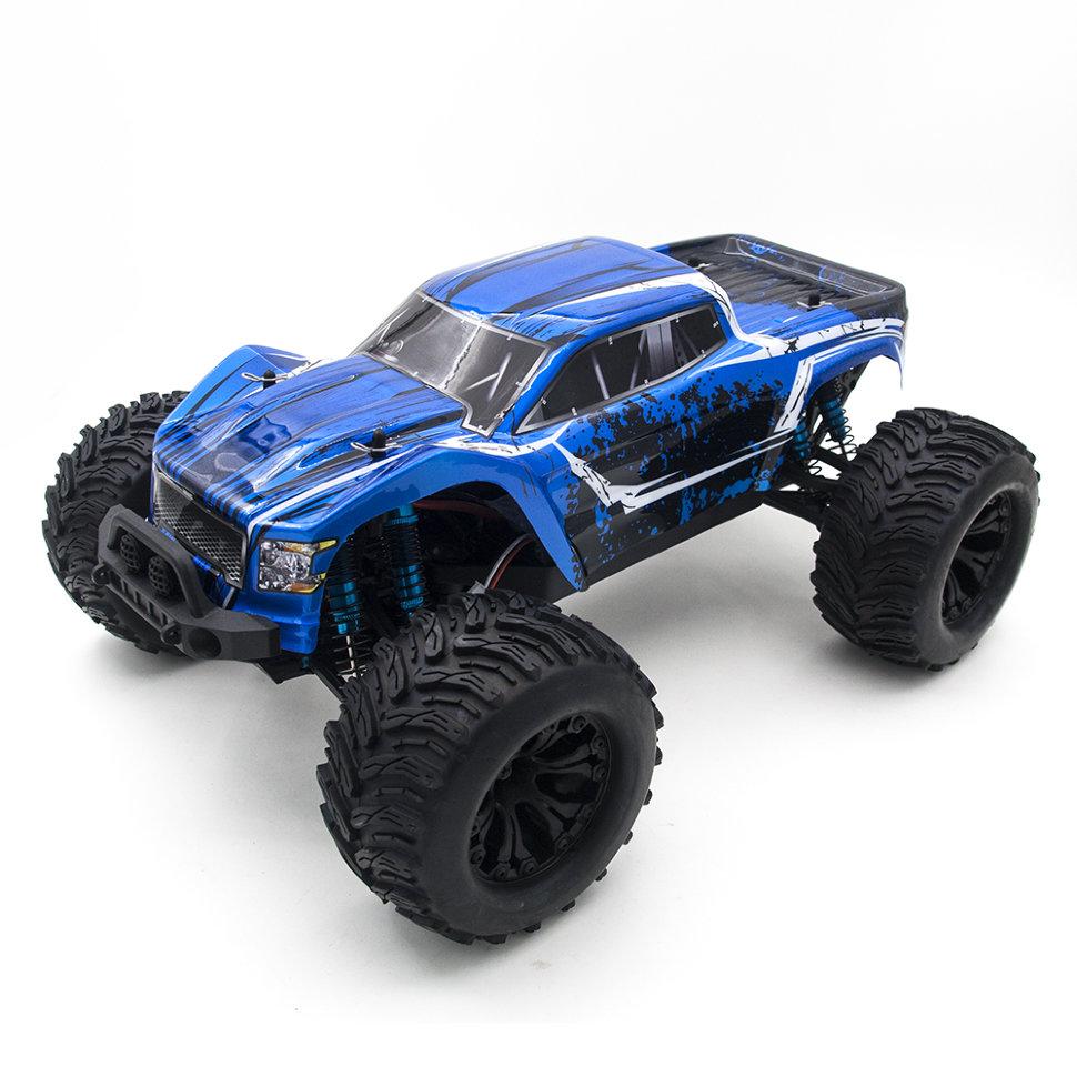 Радиоуправляемый джип HSP Wolverine PRO 4WD 1:10 2.4G — 94701PRO-70194