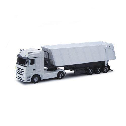 Радиоуправляемый грузовик Mercedes-Benz Actros Dump Trailer 1:32