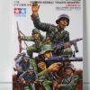 Немецкие пехотинцы в атаке, 8 фигур (1:35)