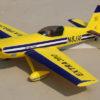 Самолет HobbySky Extra 300-H PNP (yellow)