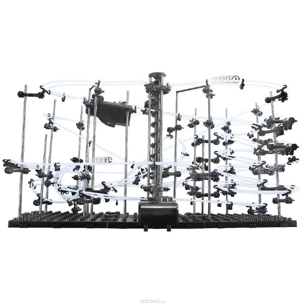 Динамический конструктор Космические горки уровень 4 — 231-4