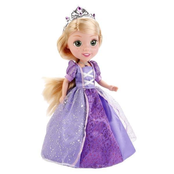 Интерактивная кукла Disney Принцесса Рапунцель 25 см — RAP003