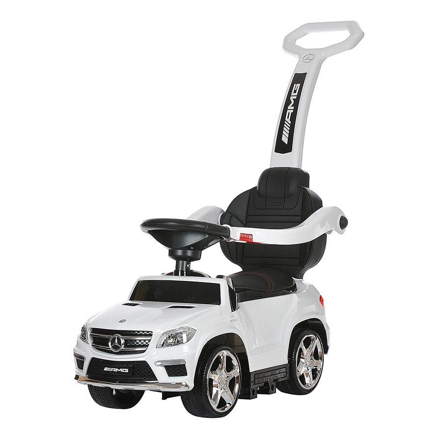 Детский электромобиль — каталка Mercedes GL63