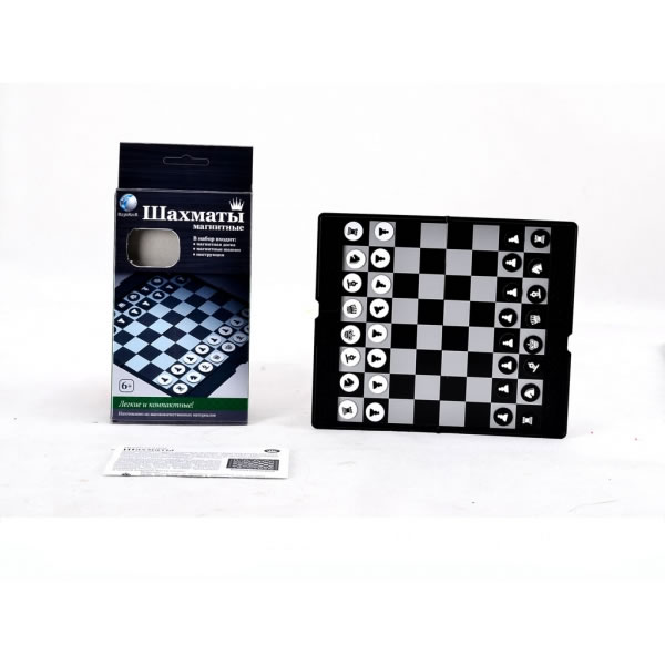 Настольная игра «Магнитные шахматы»