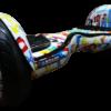 Гироскутер ZX-11 Pro — Граффити