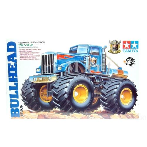 Bullhead Jr. с электромоторчиком (1:32)