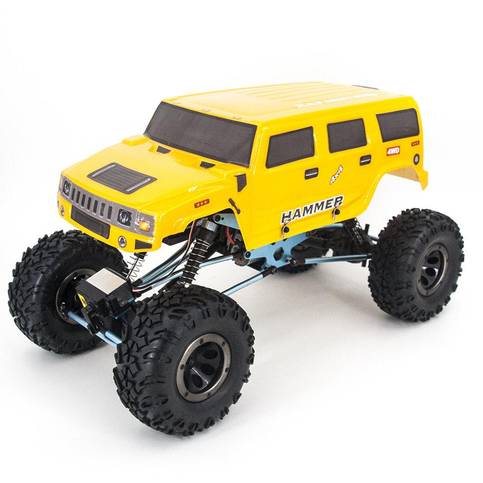 Радиоуправляемый клаулер HSP RGT 2WS Crawler Car 1:10 2.4G — 131800-88115