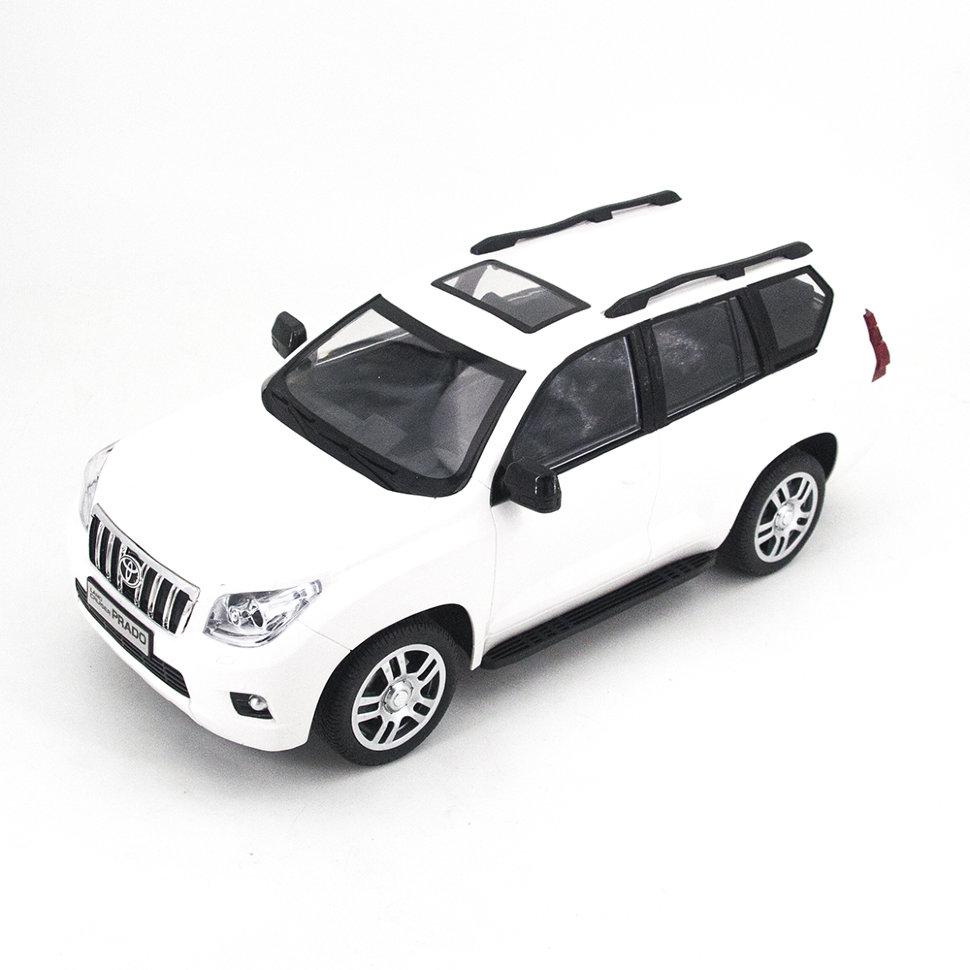 Радиоуправляемый джип Toyota Land Cruiser Prado White 1:12 — 1050-W