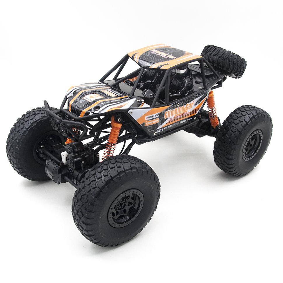 Радиоуправляемый краулер MZ Orange Climbing Car 1:10 — MZ-2837