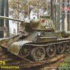 303530 Советский танк Т-34-76 выпуск конца 1943г. (1:35)