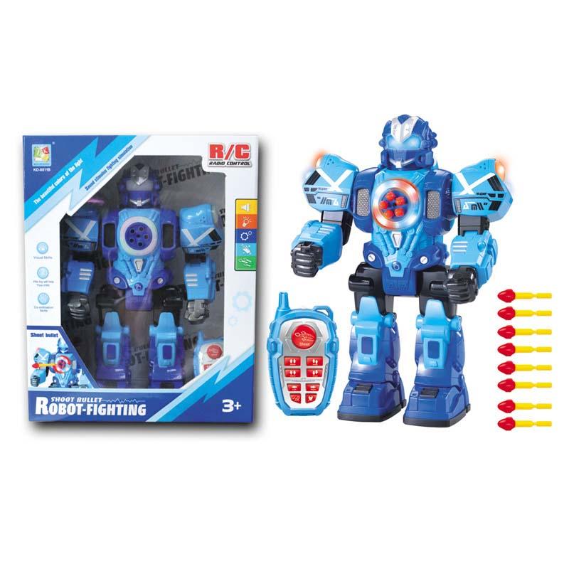 Боевой робот р/у Robot-Fighting 31см -KD-8811B