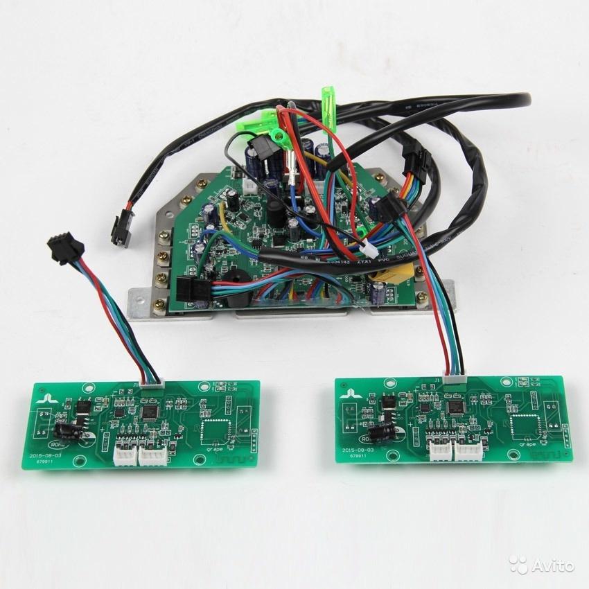 Комплект плат No-name для гироскутера (3х платный)