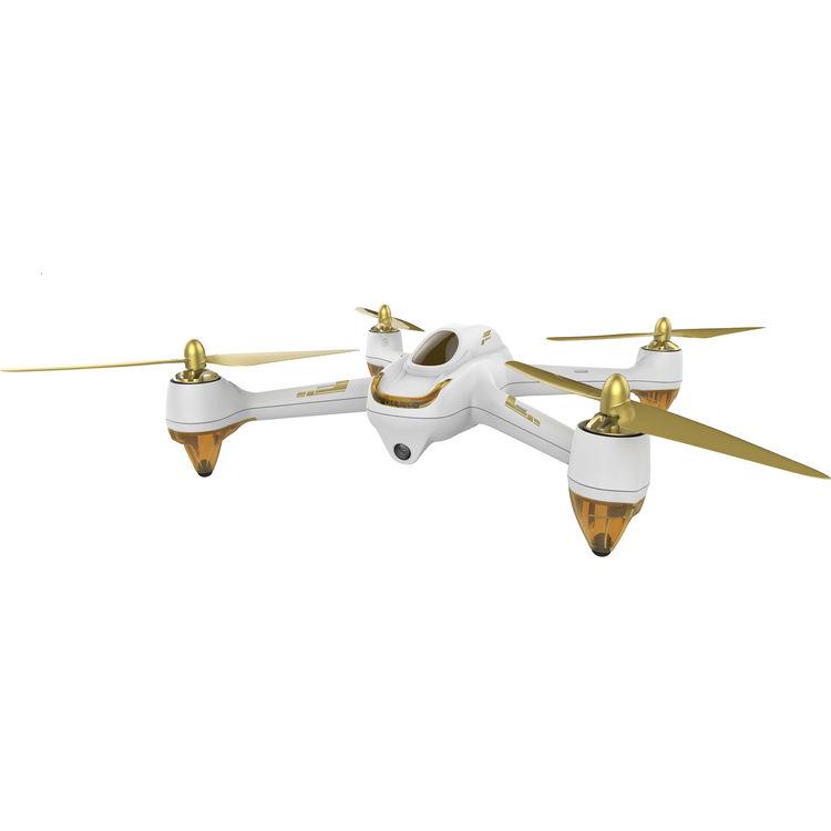 Квадрокоптер — Hubsan X4 FPV H501S c GPS и Follow Me  [ Квадрокоптер с GPS и FPV ]
