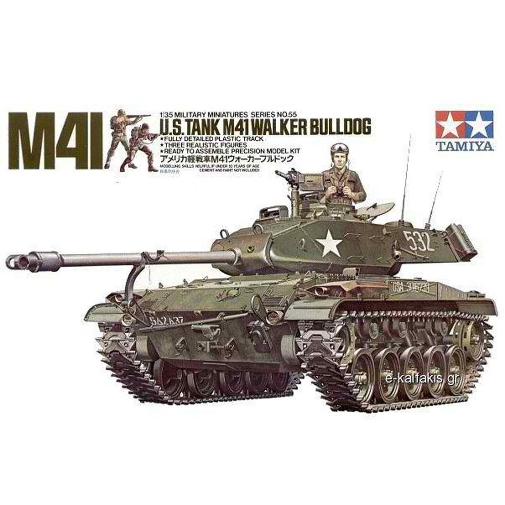 M41 Walker Buldog (1:35)