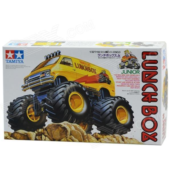 Dodge Lunch Box Jr. с электромоторчиком (1:32)