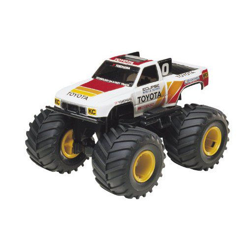 Toyota Monster Racer Jr. с электромоторчиком (1:32)