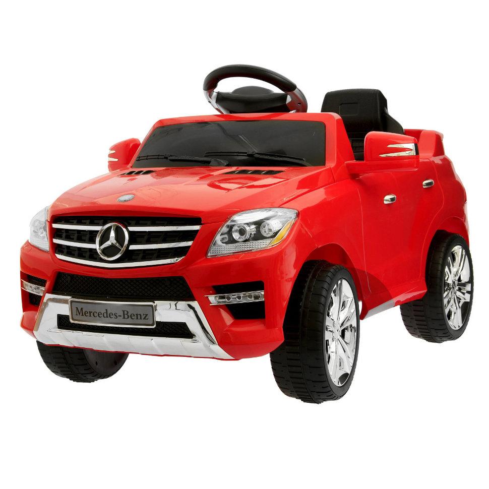 Детский электромобиль Mercedes ML350 Red 2WD 2.4G — QX-7996-R