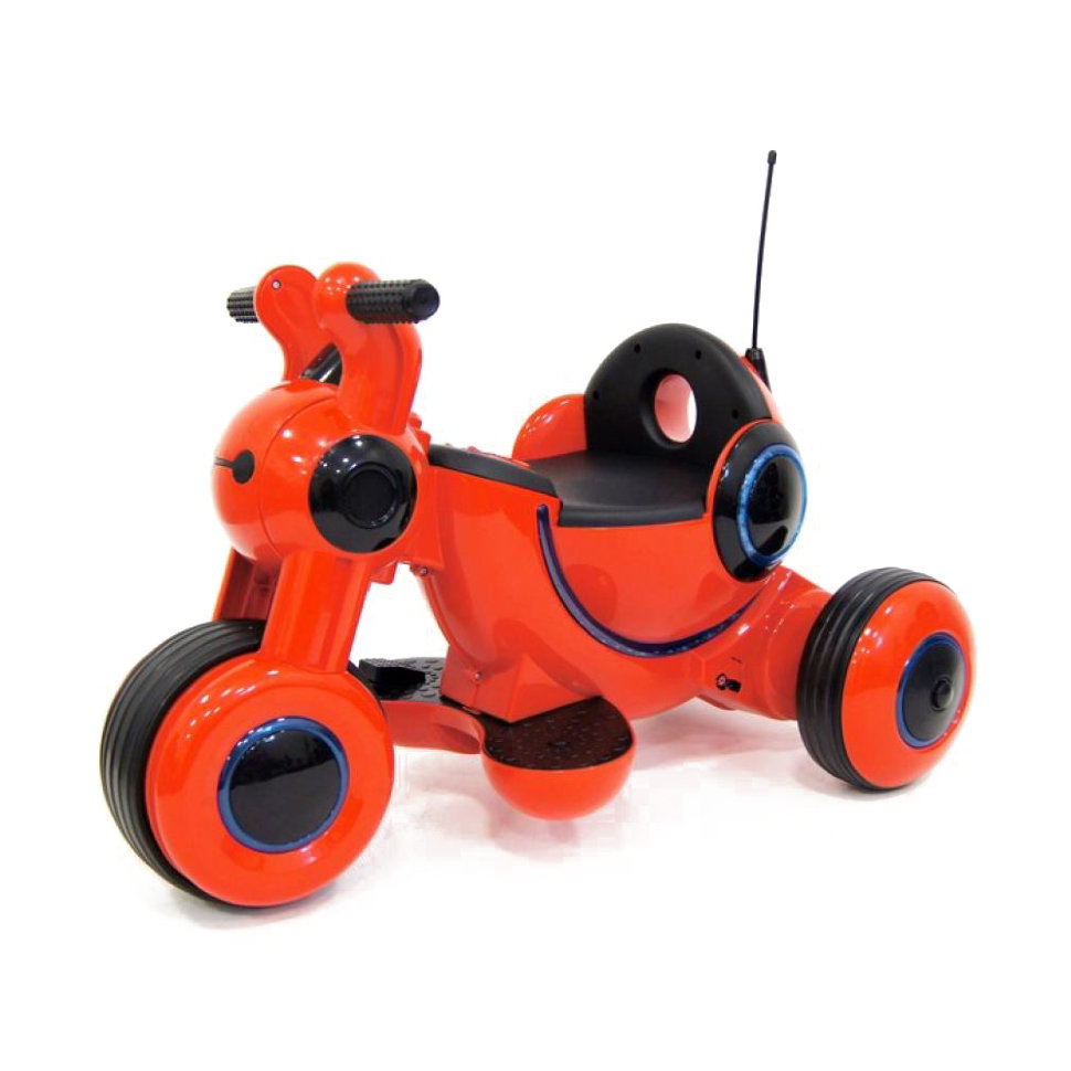 Детский электромотоцикл HL300 Red 6V — HL300-R