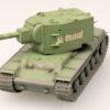 36282 танк КВ-2 зеленый камуфляж (1:72)