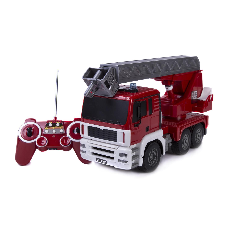 Пожарная машина на р/у double eagle 1:20
