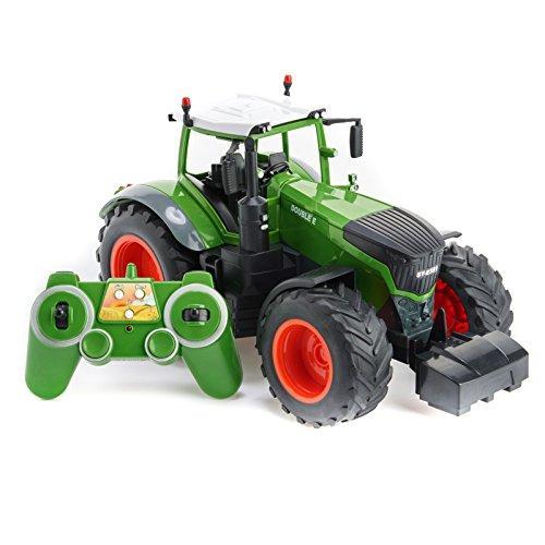 Радиоуправляемый сельскохозяйственный трактор RC Car Double Eagle масштаб 1:16 — E351-003