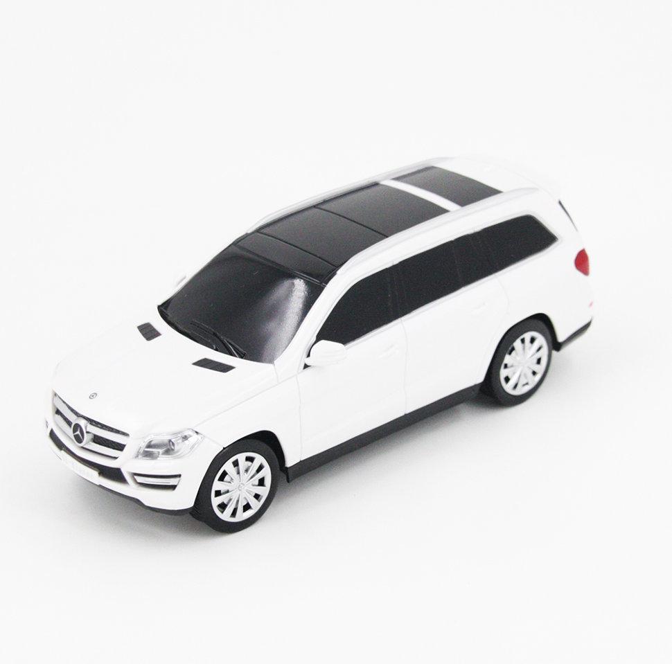 Радиоуправляемая машина MZ Mercedes-Benz White GL500 — 27052-W