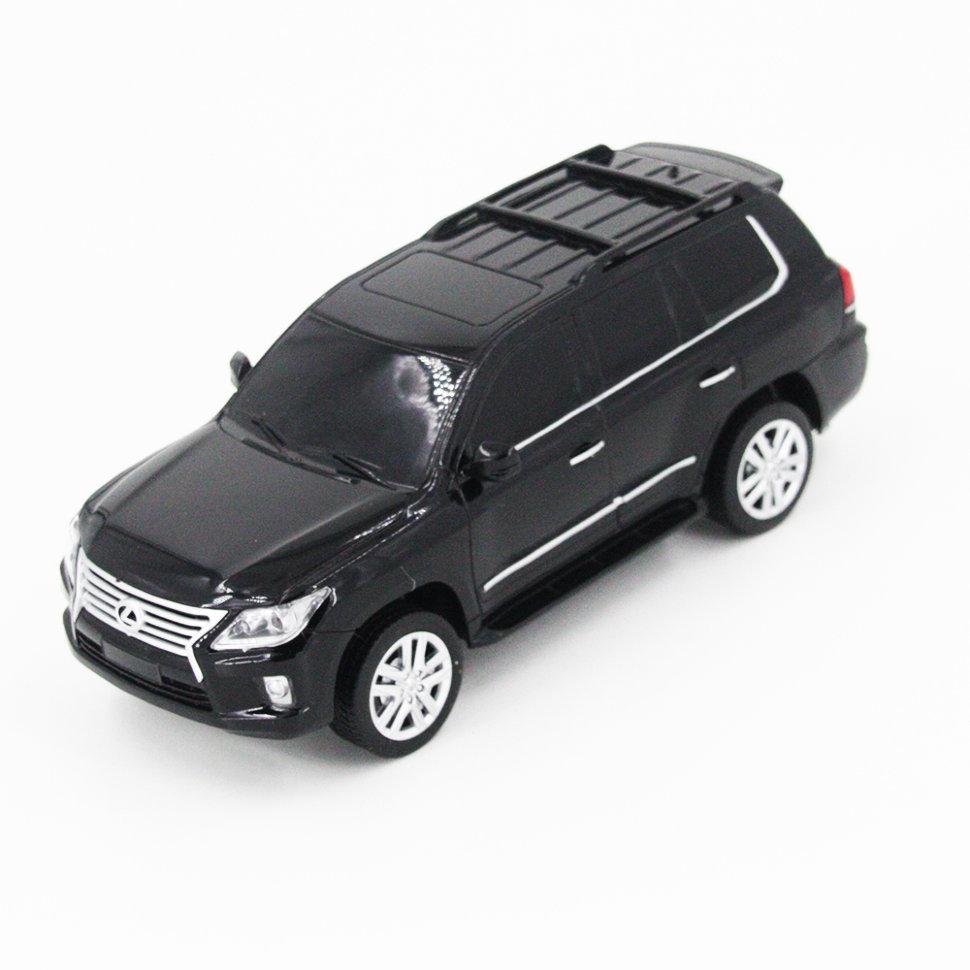 Радиоуправляемая машина MZ Lexus LX570 Black 1:24 — 27054