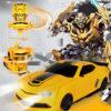 Радиоуправляемый робот трансформер Chevrolet Camaro 1:24 — MZ-2827X