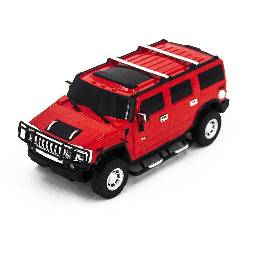Радиоуправляемая машина MZ Hummer H2 Red 1:24 — 27020-R