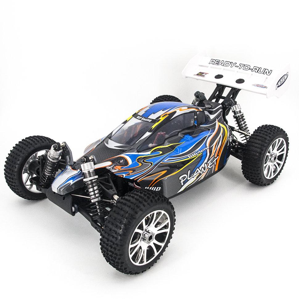 Радиоуправляемая багги HSP Planet Off-Road Buggy 4WD TOP 1:8 2.4G — 94060TOP-08060-3