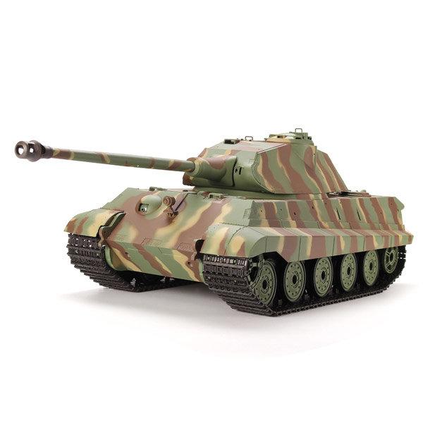 Радиоуправляемый танк Heng Long German King 1:16 Li-Ion 2.4G — 3888-1