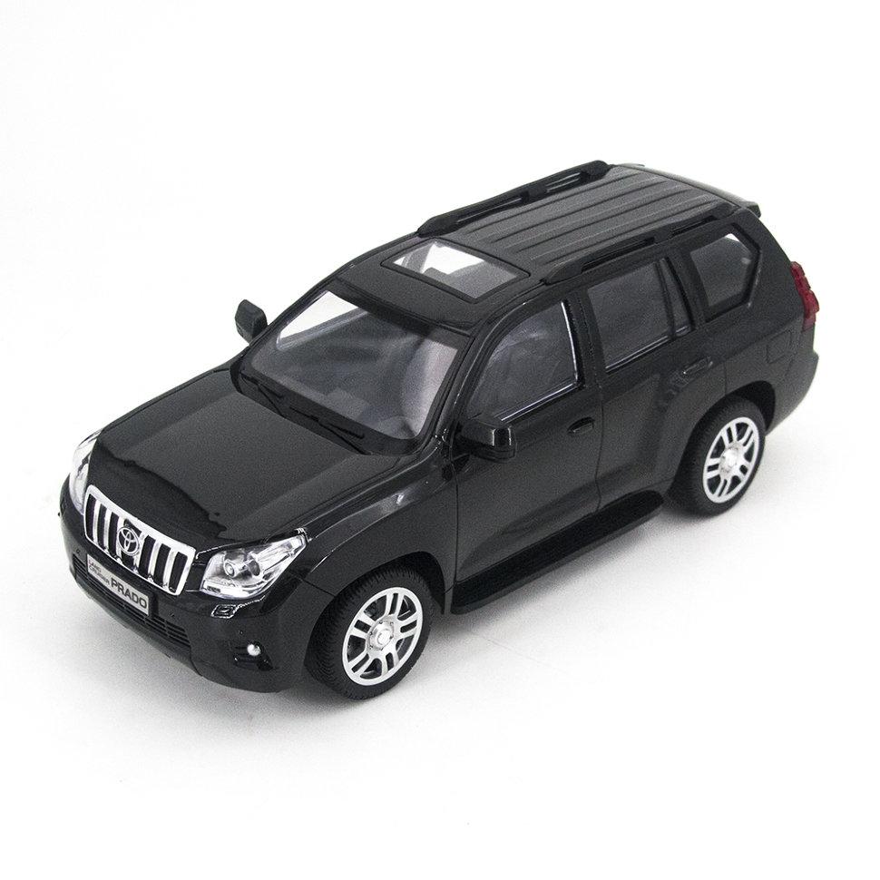 Радиоуправляемый джип Toyota Land Cruiser Prado Black 1:16 — 1052