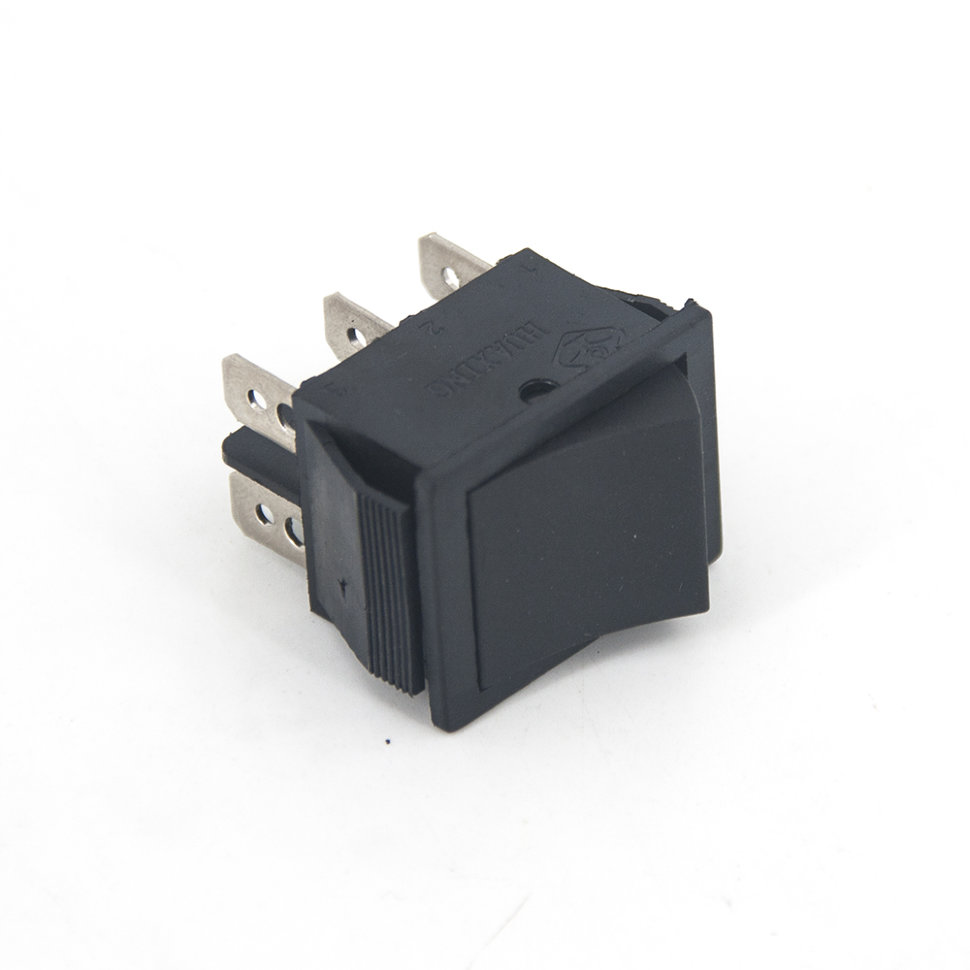 Реле для электромобиля с фиксацией переключения — QLS-002
