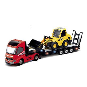 Радиоуправляемый грузовик и экскаватор — QY0231A