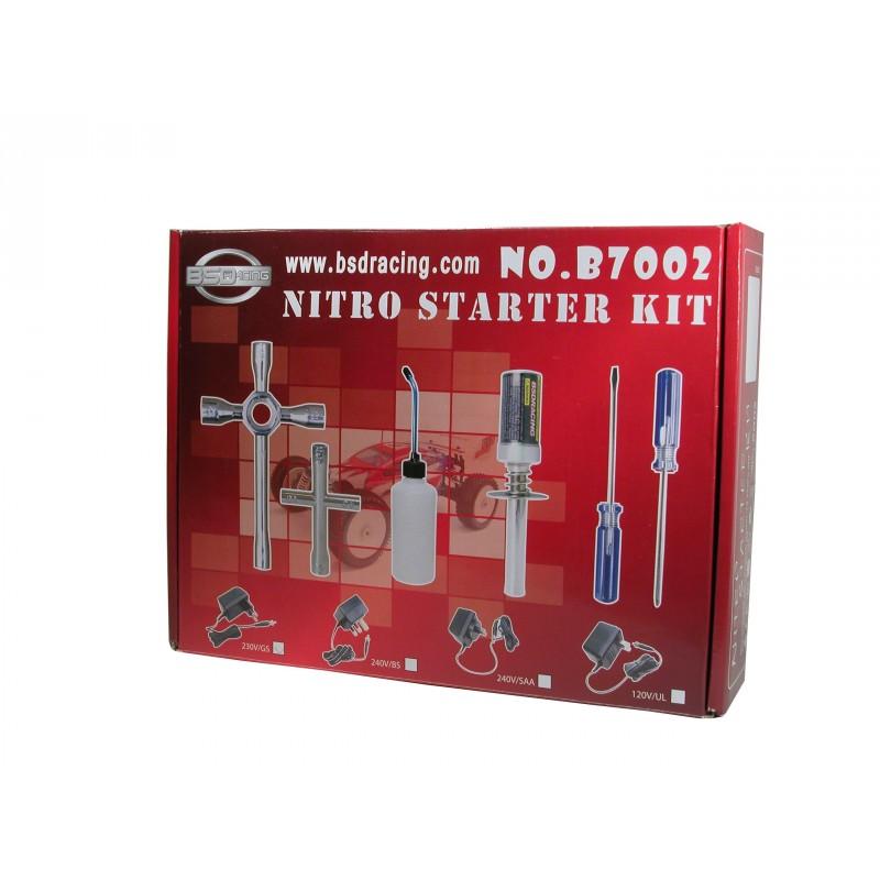 Стартовый набор Nitro starter kit