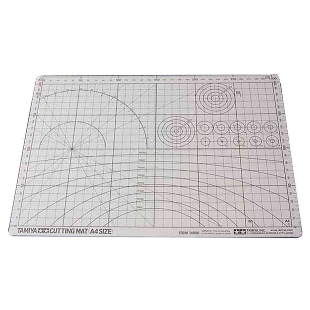 Пластик А4 для разметки, резки и дизайнерских работ
