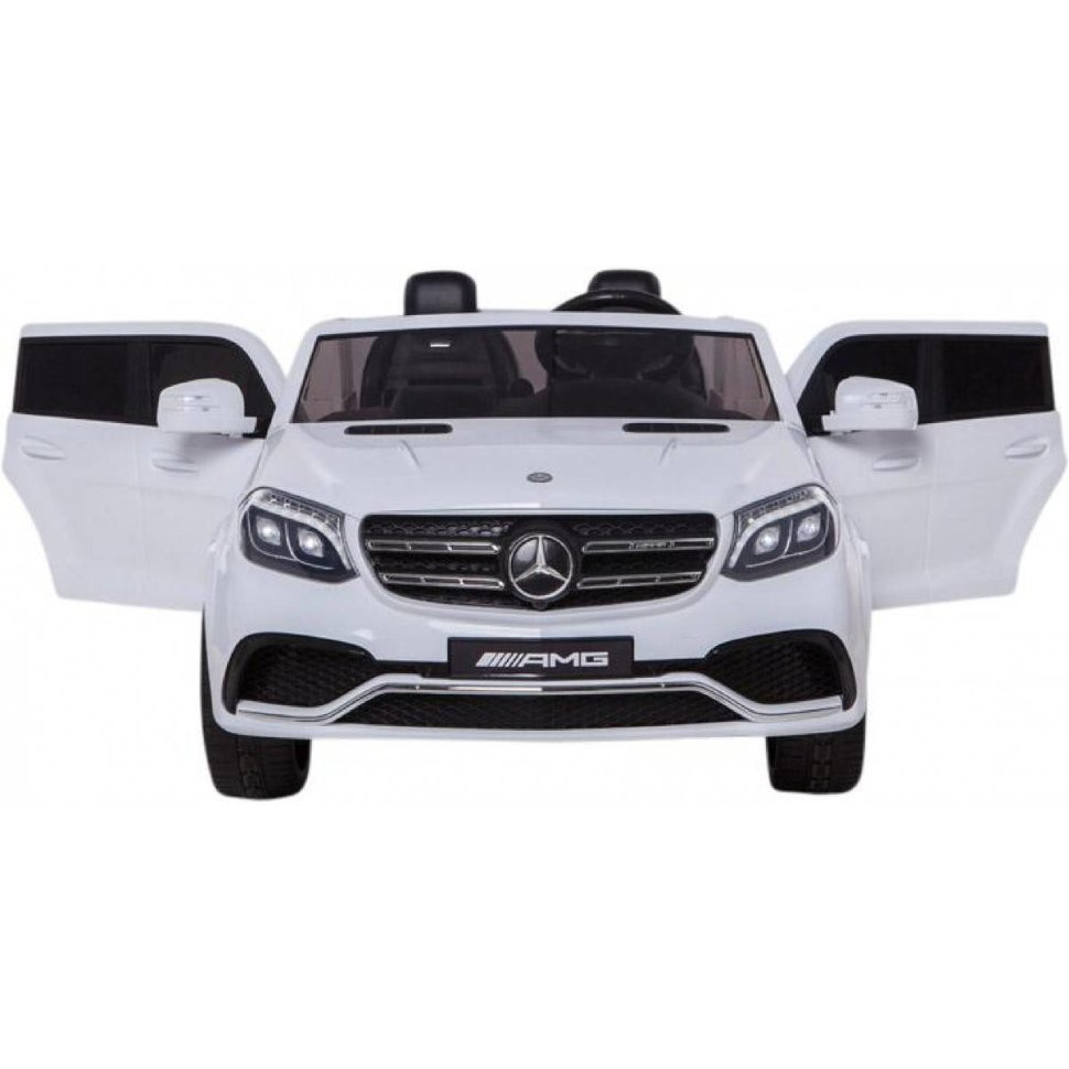 Детский электромобиль Mercedes Benz GLS63 LUXURY 4×4 12V 2.4G — White — HL228-LUX-W
