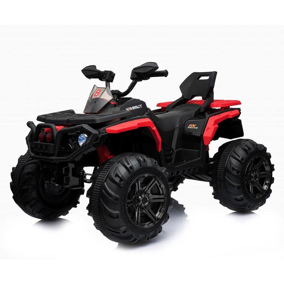 Детский квадроцикл Maverick ATV Red 12V 2WD — BBH-3588