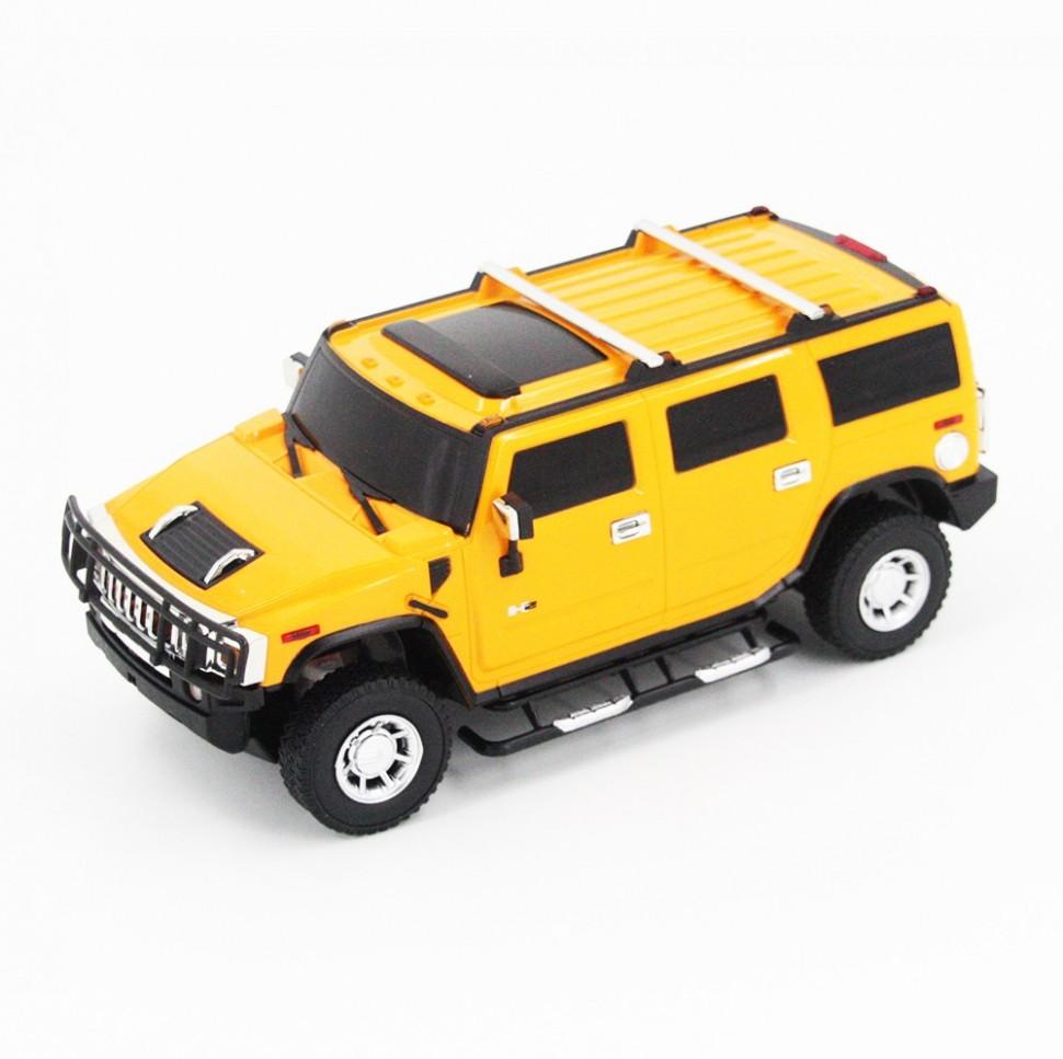 Радиоуправляемая машина MZ Hummer H2 Yellow 1:24 — 27020