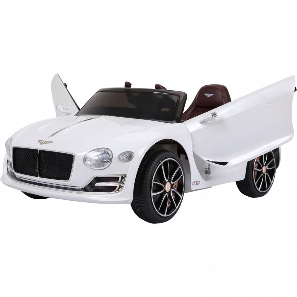 Детский электромобиль Bentley EXP12 White 12V — JE1166