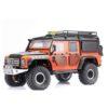 Радиоуправляемая машина TRAXXAS Land Rover  1/10 4WD