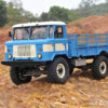 Cross RC GC4 «ГАЗ 66 (бортовой)» 4×4 1/10 KIT