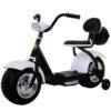 Детский электромотоцикл CityCoco — QK-306-WHITE